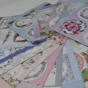 Die-Cut Medley – 45 sheets – contents will vary