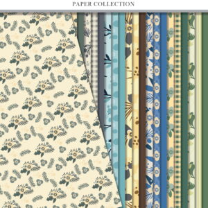 Pollyanna Pickering The Next Generation Backing Paper Collection