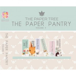 The Paper Pantry Vol. V USB