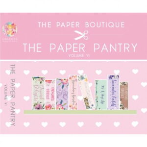 The Paper Pantry Vol. VI USB