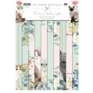 The Paper Boutique It's a Cat's Life – Insert Collection