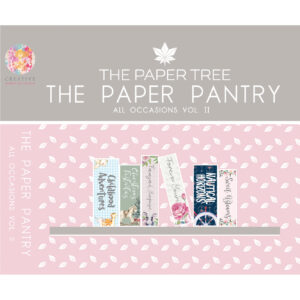 The Paper Pantry All Occasions Vol. II