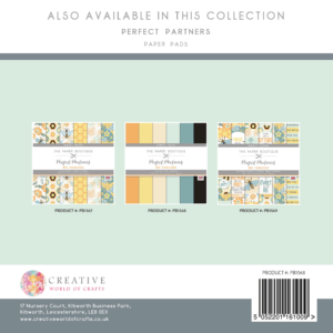 The Paper Boutique Perfect Partners Bee Fabulous – Perfect Solids