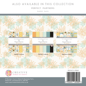 The Paper Boutique Perfect Partners Bee Fabulous – Perfect World