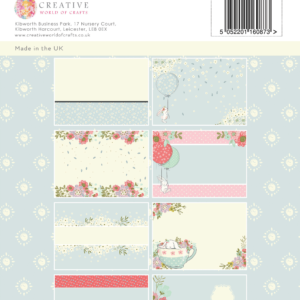The Paper Tree Springtime Party A4 Inserts
