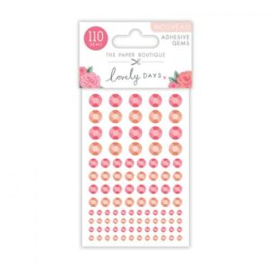 The Paper Boutique Lovely Days Adhesive Gems