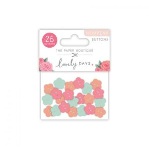 The Paper Boutique Lovely Days Buttons