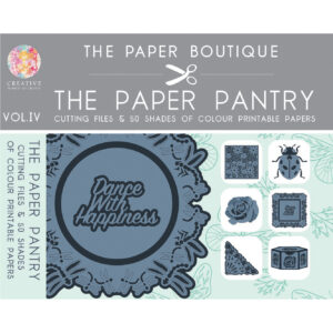 The Paper Pantry Cutting Files Vol. IV