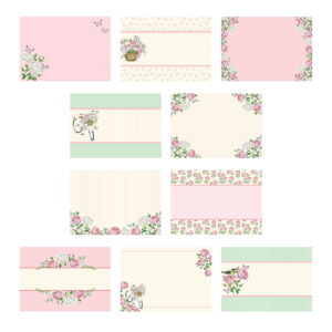 The Paper Boutique Summer Sunshine Insert Collection
