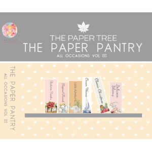 The Paper Pantry All Occasions Vol. III USB – Available 30th July