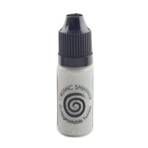 Cosmic Shimmer – Biodegradable Twinkles – Champagne Gold 10ml