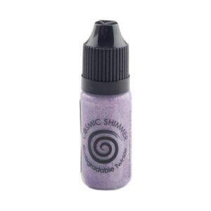 Cosmic Shimmer – Biodegradable Twinkles – Lilac Dream 10ml
