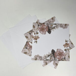The Paper Boutique Printed Cards – Design 1