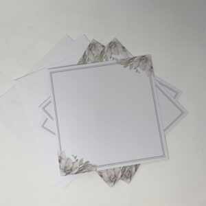 The Paper Boutique Printed Cards – Design 8