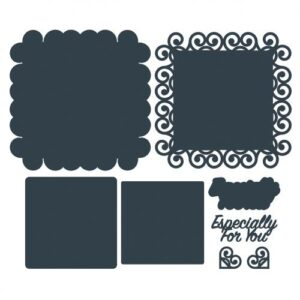 The Paper Boutique Filigree Fancy –  Especially For You Cutting Dies