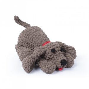 Knitty Critters – Classic Critters – Dylan Dog