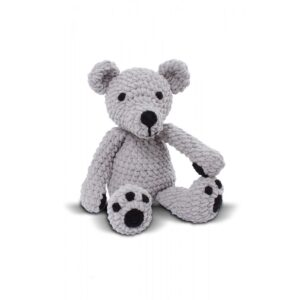 Knitty Critters – Classic Critters – Toggle Ted