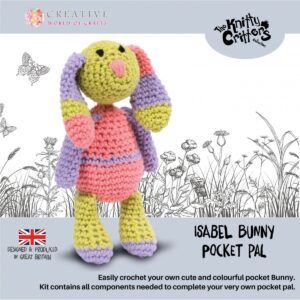 Knitty Critters – Pocket Pals – Isabel Bunny