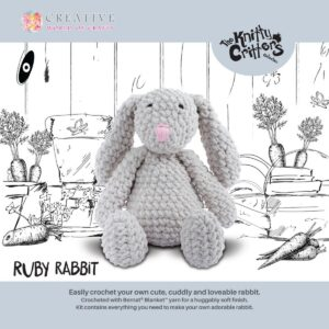 Knitty Critters – Classic Critters – Ruby Rabbit