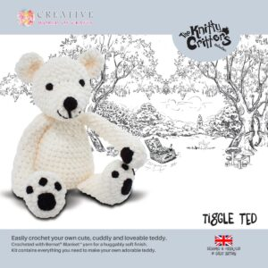 Knitty Critters – Classic Critters – Tiggle Ted