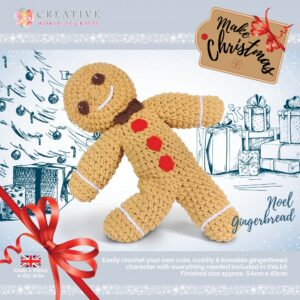 Knitty Critters – Christmas Critters – Noel the Gingerbread Man