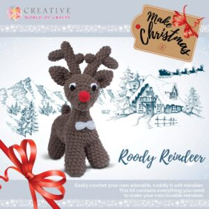 Knitty Critters – Christmas Critters – Roody the Reindeer