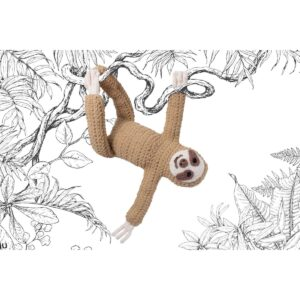 Knitty Critters – Classic Critters – Sammi Sloth