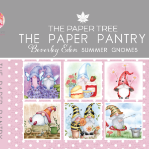 The Paper Pantry Special Edition Summer Gnomes USB