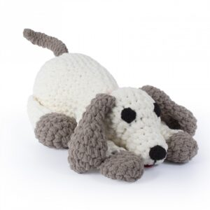 Knitty Critters – Classic Critters – Darcey Dog