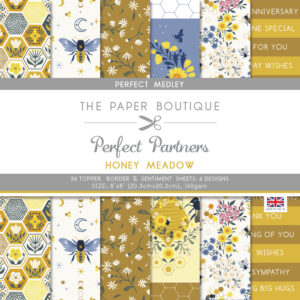 The Paper Boutique – Honey Meadow – Perfect Medley