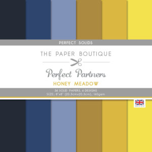 The Paper Boutique – Honey Meadow – Perfect Solids