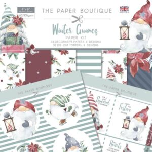 The Paper Boutique – Winter Gnomes – Papers & Toppers PDF Download