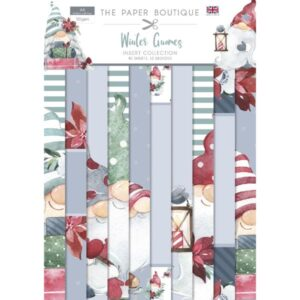 The Paper Boutique – Winter Gnomes – Insert Sheets PDF Download