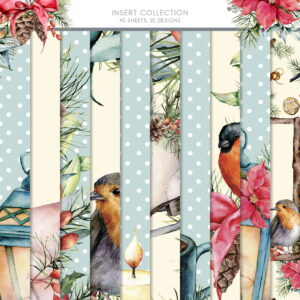 The Paper Boutique – Traditional Christmas – Inserts PDF Download