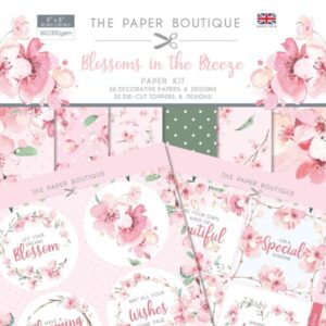 The Paper Boutique – Blossoms in the Breeze – Papers & Toppers PDF Download