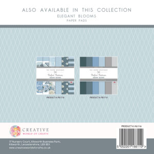 The Paper Boutique Perfect Partners Elegant Blooms – Perfect Medley