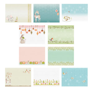 The Paper Boutique – Christmas Buddies – Inserts Collection