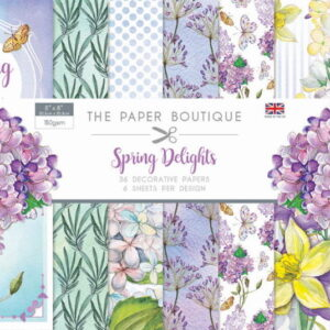 The Paper Boutique – Spring Delights – Papers PDF Download