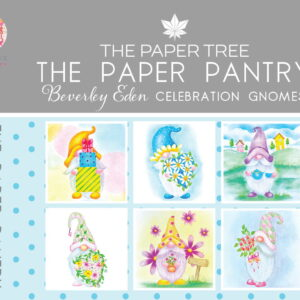 The Paper Pantry Special Edition Celebration Gnomes USB