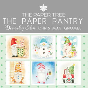 The Paper Pantry Special Edition Christmas Gnomes USB