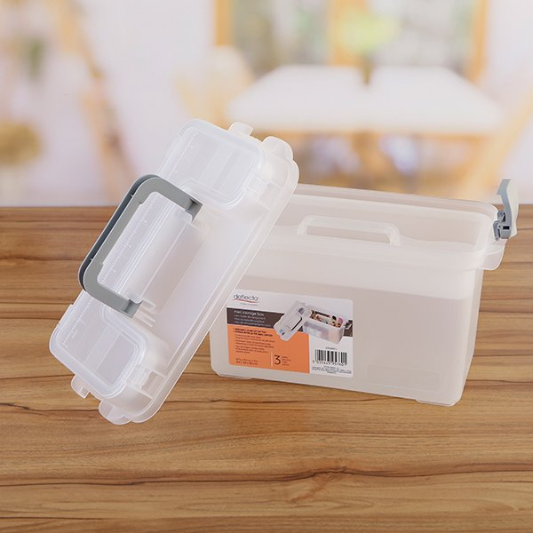 Deflecto – Mini Storage Box