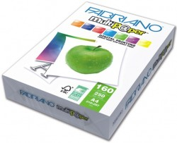 Fabriano 250 x A4 160GSM Extra White Paper