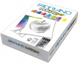 Fabriano 125 x A4 300GSM Extra White Paper