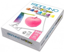 Fabriano 125 x A4 350GSM Extra White Paper