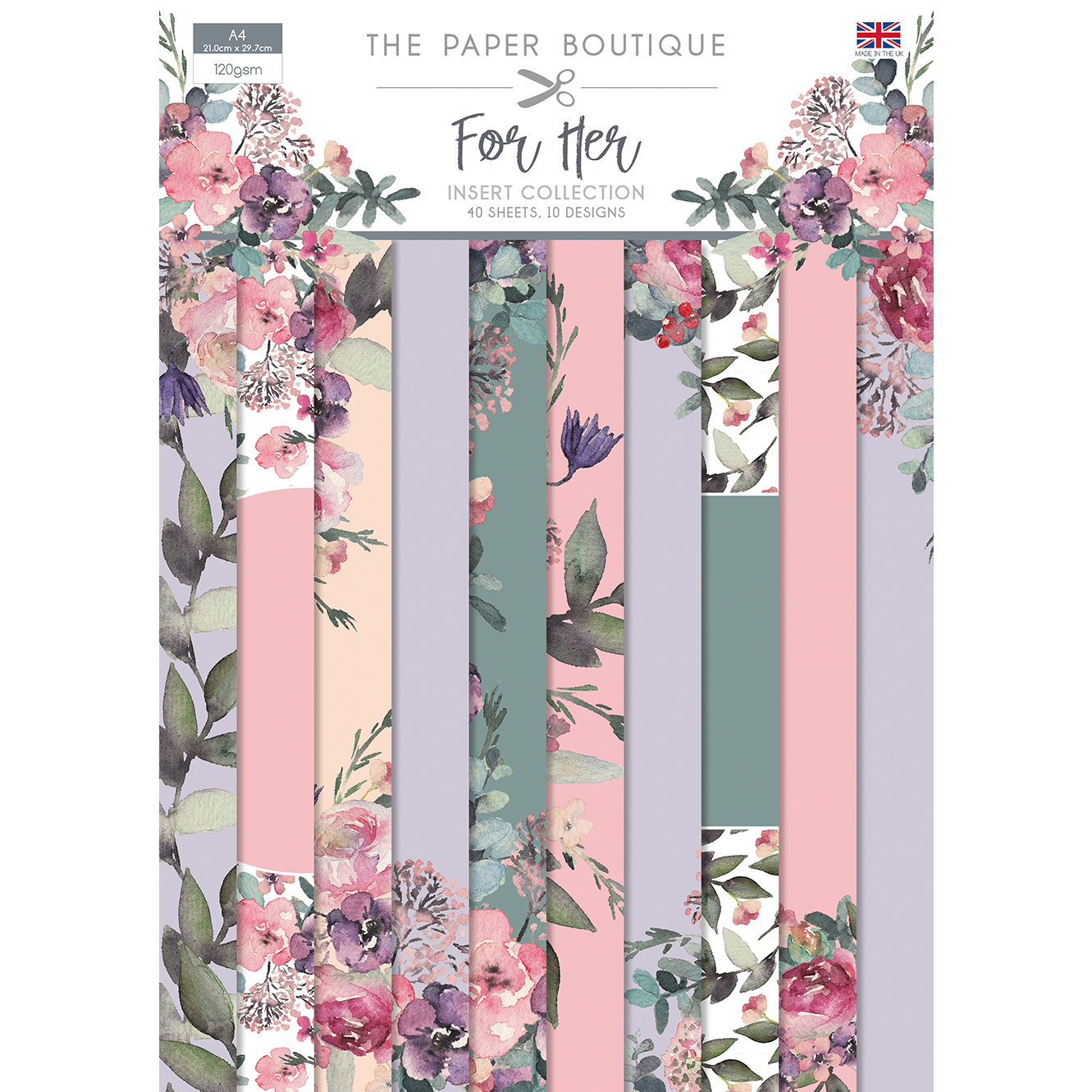 The Paper Boutique For Her Insert Collection