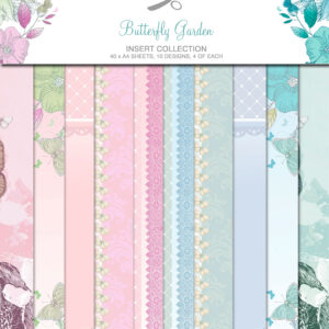 LUCKY DIP – The Paper Boutique A4 Insert Collection