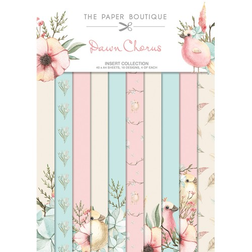 The Paper Boutique Dawn Chorus Insert Collection