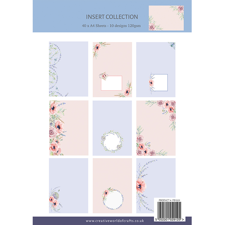 The Paper Boutique Summer in Provence – Insert Collection