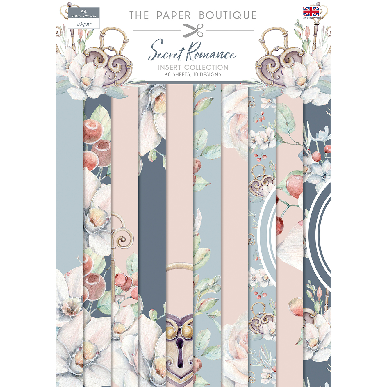 The Paper Boutique Secret Romance Insert Collection