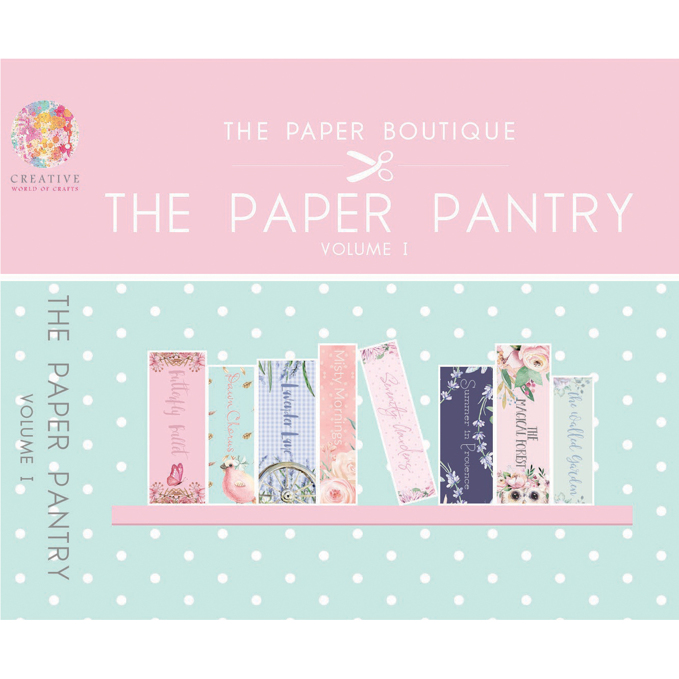 The Paper Pantry Vol I USB – Paper Boutique Collections